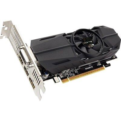 Видео карта GIGABYTE GeForce GTX 1050 Ti OC Low Profile 4G