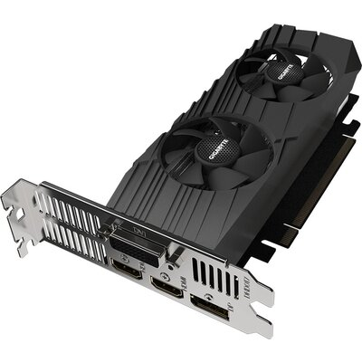 Видео карта GIGABYTE GeForce GTX 1650 D6 OC Low Profile 4G