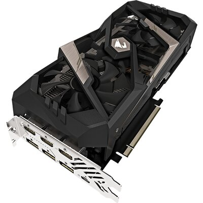 Видео карта GIGABYTE AORUS GeForce RTX 2070 8G