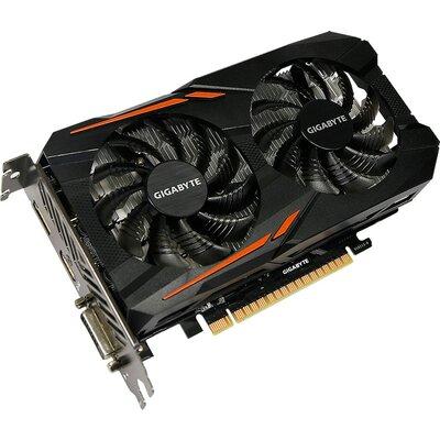 Видео карта Gigabyte GeForce GTX 1050 Ti OC 4G