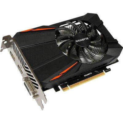Видео Карта Gigabyte GeForce® GTX 1050 Ti D5 4G