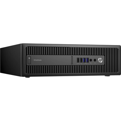 Компютър HP EliteDesk 800 G2 SFF PC - i3-6100, 4GB