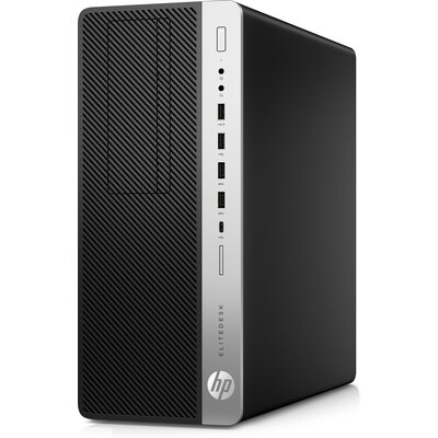 Компютър HP EliteDesk 800 G5 Tower PC - Intel Core i5-9500, 8GB DDR4