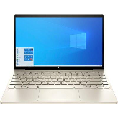 "Лаптоп HP ENVY 13-ba0003nu - 13.3"" FHD IPS, Intel Core i5-1035G1, Pale Gold"