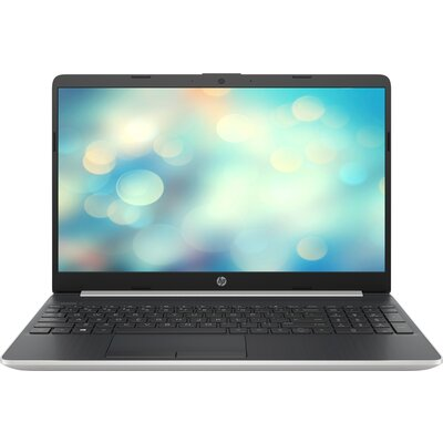 "Лаптоп HP Notebook 15-dw0000nu - 15.6"" FHD IPS, Intel Core i3-8145U, Natural Silver"