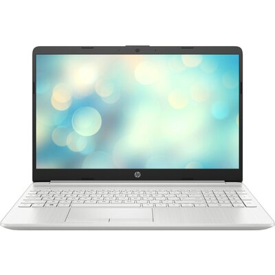 "Лаптоп HP Notebook 15-dw2003nu - 15.6"" FHD, Intel Core i3-1005G1, Natural Silver"