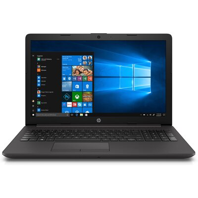 "Лаптоп HP 255 G7 - 15.6"" HD, AMD A4-9125 APU, Dark Ash Silver"