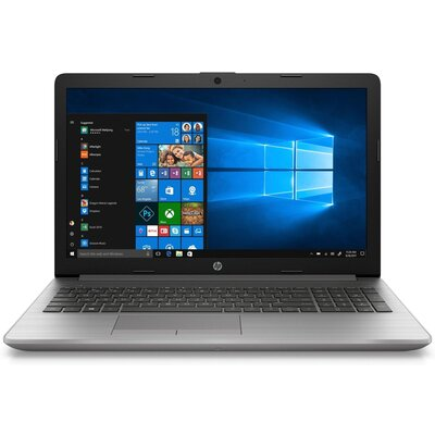 "Лаптоп HP 250 G7 - 15.6"" FHD, Intel Core i3-1005G1, Silver"