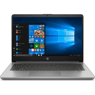 "Лаптоп HP 340S G7 - 14"" FHD IPS, Intel Core i5-1035G1, Ash silver"