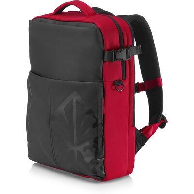 """Раница за 17.3"""" лаптоп HP OMEN Gaming Backpack Red"""