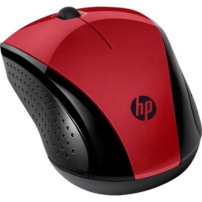 Безжична мишка HP Wireless Mouse 220 Sunset Red