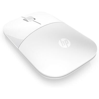 Безжична мишка HP Z3700, Бяла