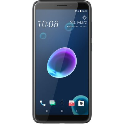 Телефон HTC Desire 12 Breeze - 32GB, Cool Black