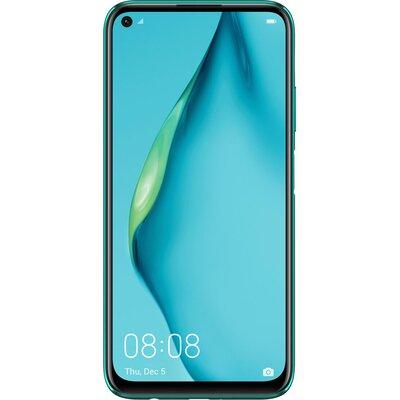 Телефон Huawei P40 lite, Зелен
