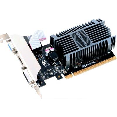 Видео карта INNO3D GEFORCE GT 710 1GB DDR3 LP