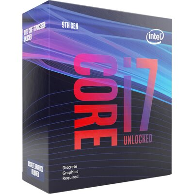 Процесор Intel Core i7-9700KF