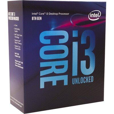 Процесор Intel Core i3-8350K