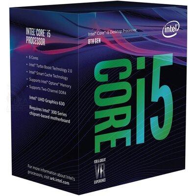 Процесор Intel Core i5-8400