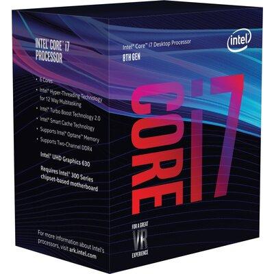 Процесор Intel Core i7-8700