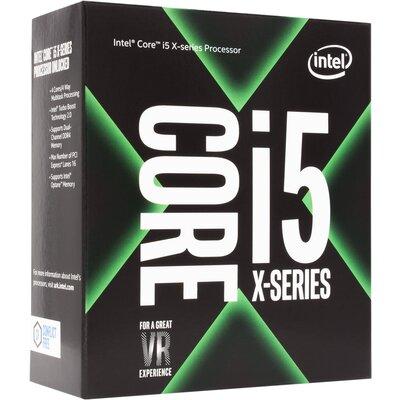 Процесор Intel Core i5-7640X