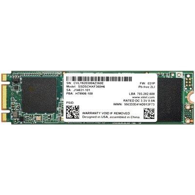 Intel SSD Pro 5400s 256GB M.2