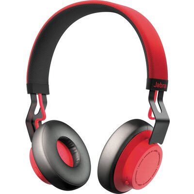 Bluetooth слушалки Jabra Move, Cayenne Red