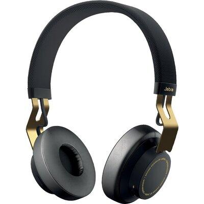 Bluetooth слушалки Jabra Move, Gold