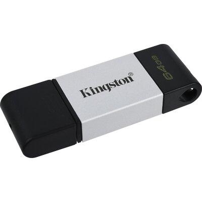 Флаш памет Kingston DataTraveler 80 USB-C 64GB
