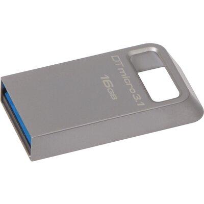 Флаш памет Kingston DataTraveler Micro 16GB