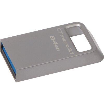 Флаш памет Kingston DataTraveler Micro 64GB