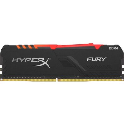 RAM Kingston HyperX FURY RGB 8GB DDR4-3200