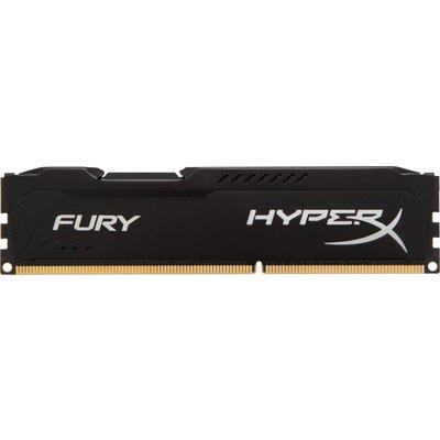 RAM Kingston HyperX FURY 4GB DDR3-1600 Black