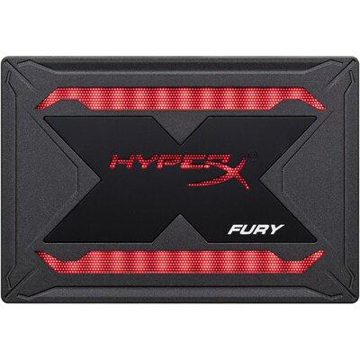 SSD Kingston HyperX FURY RGB 240GB - SHFR200/240G