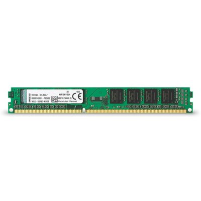 RAM Kingston ValueRAM 4GB DDR3-1600