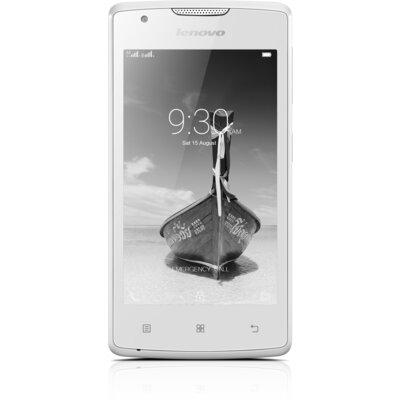 Телефон Lenovo A1000 Pearl White