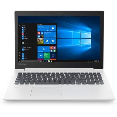 "Лаптоп Lenovo Ideapad 330-15IGM - 15.6"" HD, Intel Celeron N4000, 4GB, Blizzard White"
