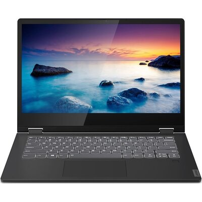 "Лаптоп Lenovo ideapad C340-14IML - 14"" FHD IPS Touch, Intel Core i3-10110U, Onyx Black"