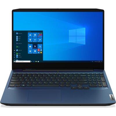"Лаптоп Lenovo IdeaPad Gaming 3 15ARH05 -  15.6"" FHD IPS, AMD Ryzen 7 4800H, Chameleon Blue"