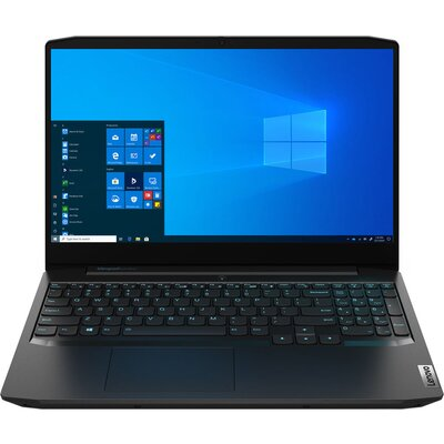 "Лаптоп Lenovo IdeaPad Gaming 3 15IMH05 -  15.6"" FHD IPS, Intel Core i5-10300H, Onyx Black"