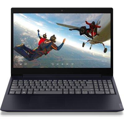 "Лаптоп Lenovo ideapad L340-15IWL - 15.6"" FHD, Intel Core i3-8145U, Abyss Blue"