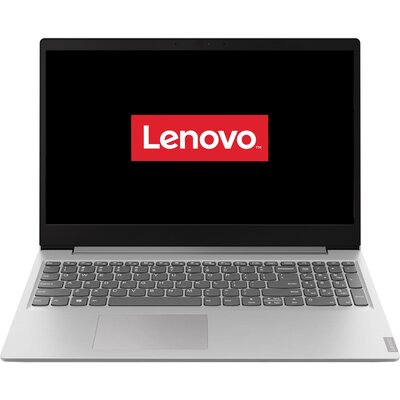 "Лаптоп Lenovo IdeaPad S145-15IWL - 15.6"" HD, Intel Celeron 4205U, Platinum Grey"
