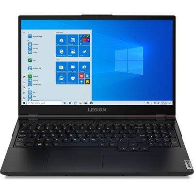 "Лаптоп Lenovo Legion 5 15IMH05 -  15.6"" FHD WVA 120Hz, Intel Core i5-10300H"