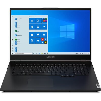 "Лаптоп Lenovo Legion 5 17IMH05 -  17.3"" FHD IPS, Intel Core i5-10300H"