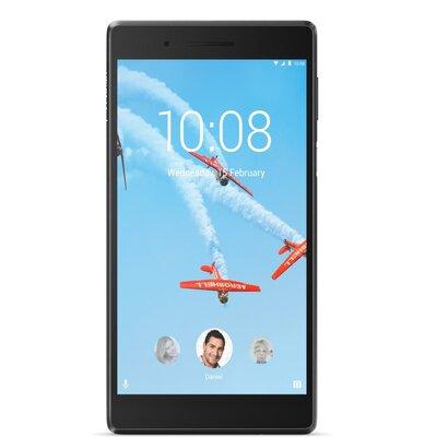 "Таблет Lenovo Tab 7 TB-7504X - 7"" IPS (1280 x 720), 16 GB, LTE, Black"