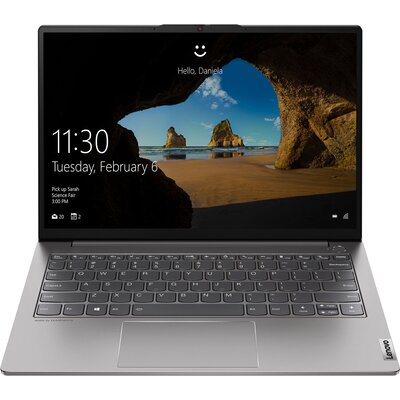"Лаптоп Lenovo ThinkBook 13s G2 ITL - 13.3"" WUXGA IPS, Intel Core i5-1135G7"