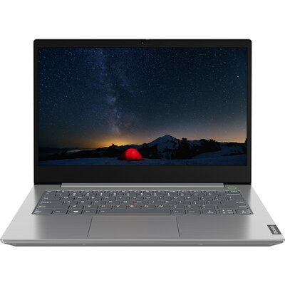 "Лаптоп Lenovo ThinkBook 14 IIL - 14"" FHD IPS, Intel Core i5-1035G1"