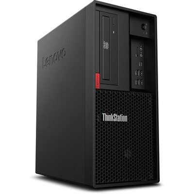 Компютър Lenovo ThinkStation P330 Tower Gen 2 - Intel Core i7-9700, 16GB DDR4