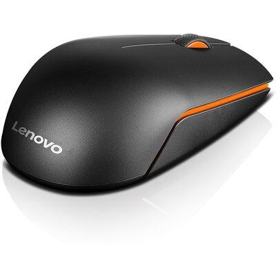 Безжична мишка Lenovo 500 - черна