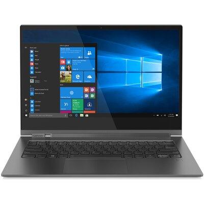 "Лаптоп Lenovo Yoga C930-13IKB - 13.9"" FHD IPS Touch, i5-8250U, 8GB, Iron Grey"