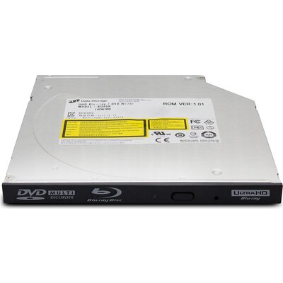 LG Ultra Slim Blu-ray Writer BU40N 9.5 mm